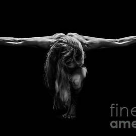 Art of a Woman body Builder by Jt PhotoDesign
