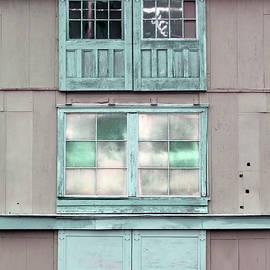 Art Print Fasade 13 by Harry Gruenert