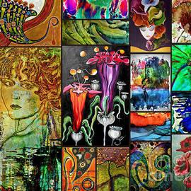 Artbyjolla Fine Art Postcards