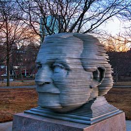 Joann Vitali - Arthur Fiedler Sculpture - Boston