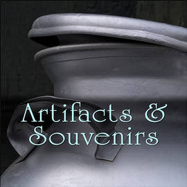 Artifacts And Souvenirs by Becky Titus