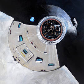AS-503 Apollo 8 - Simon Kregar