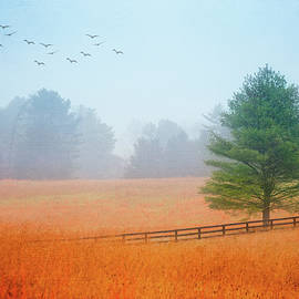 As Lonely As The Autumn Wind by Iryna Goodall