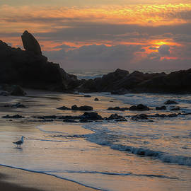 As The Sun Sets 0800 by Kristina Rinell