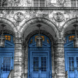 Asbury Park Post Office in HDR by Stamp City