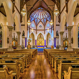 Ascension Catholic Church by Andy Crawford