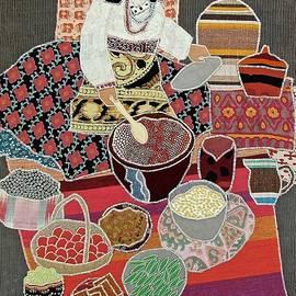 James Temple - Peruvian Cuisine Applique