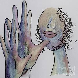 Eloise Schneider - ASL Grandmother in Denim Colors