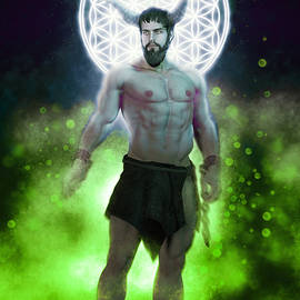 Joaquin Abella - Asmodeo, Demon Womanizer
