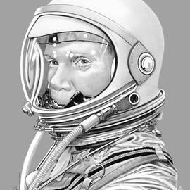 Murphy Elliott - Astronaut John Glenn
