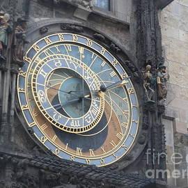 Margaret Brooks - Astronomical Clock of Prague