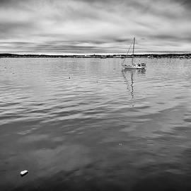 At Anchor in the Harbor - Rick Berk
