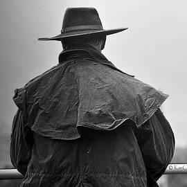 Kae Cheatham - At Home on fhe Range #3 black and white