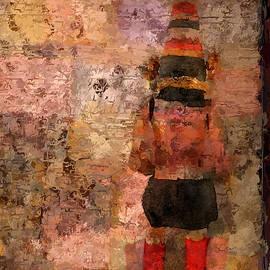At The Wall  by David Derr