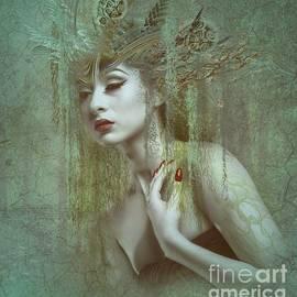 Ali Oppy - Athyrium the lady fern