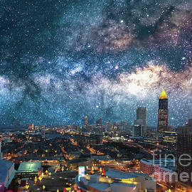 Robert Loe - Atlanta Milky Way