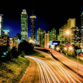 Atlanta Never Sleeps by Andy Crawford