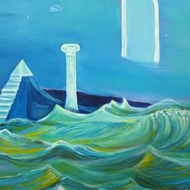 Atlantida by Anda Gheorghiu