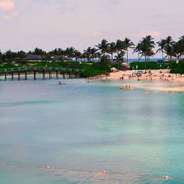 Atlantis Beach by Arlane Crump