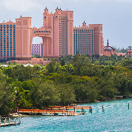 Atlantis In Paradise by Ed Gleichman