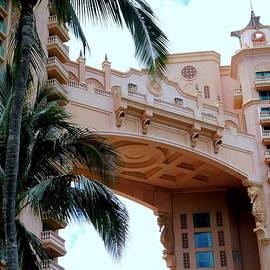 Atlantis Series - Royal Towers Bridge Suite by Arlane Crump