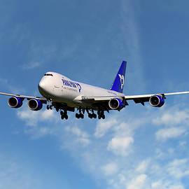 Nichola Denny - Atlas Air Boeing 747-87U