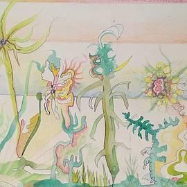 Atomic Garden by Douglas Fromm
