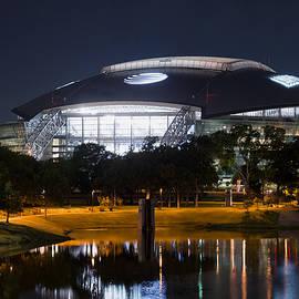 Dallas Cowboys Stadium 1016 by Rospotte Photography