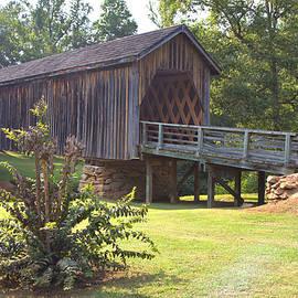 Gordon Elwell - Auchumpkee Creek Covered Bridge
