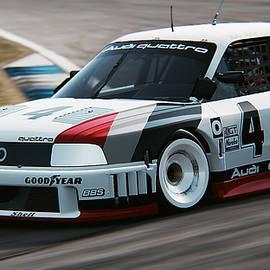 Andrea Mazzocchetti - Audi 90 Quattro IMSA GTO - 07