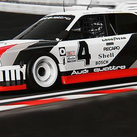 Andrea Mazzocchetti - Audi 90 Quattro IMSA GTO - 37