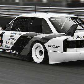 Andrea Mazzocchetti - Audi 90 Quattro IMSA GTO - 47