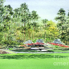 Bill Holkham - Augusta National Golf Course