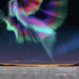 Aurora at dawn - ATIKETTA SANGASAENG