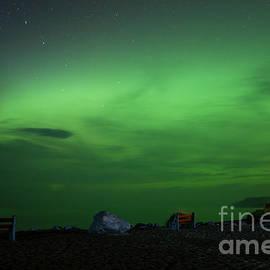 Aurora at Empire by Dale Niesen