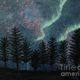 Aurora Borealis by Kathy Carlson
