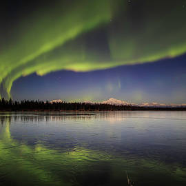 Ed Boudreau - Aurora Lake