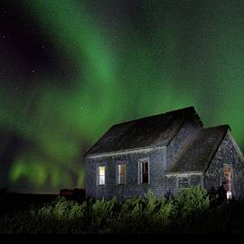 Aurora Old School by David Matthews