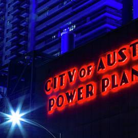 Steven Bateson - Austin Power Plant