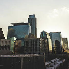 Paul Velgos - Austin Texas Downtown Panoramic Photo