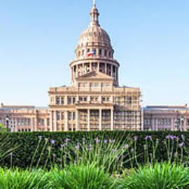 Paul Velgos - Austin Texas State Capitol Panorama