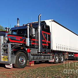 Christian Hallweger - Australian Roadtrain