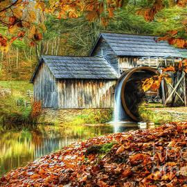 Darren Fisher - Autumn 2015 at Mabry Mill