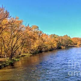 Robert Bales - Autumn Along The Payette River