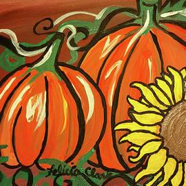 Autumn Approaches by Felicia Clark
