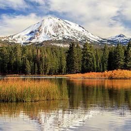 James Eddy - Autumn At Mount Lassen