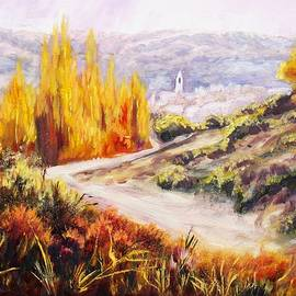 Elena Sokolova - Autumn colors