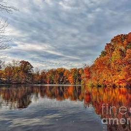Doug Swanson - Autumn Colors Reflected