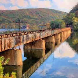 Autumn Crossings by JC Findley