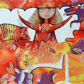 Yelena Revis - Autumn dreams